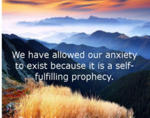 social anxiety and self-fulfilling prophecies