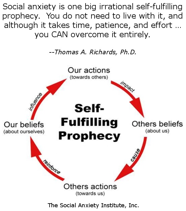filling paper prophecy self term